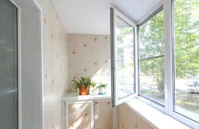 Комплектующие для отделки балконов