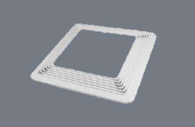 Платформа для светильников универсальная (квадрат)