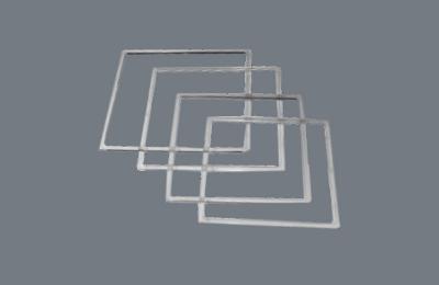 Протекторный квадрат для светильников LED