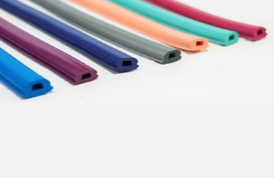 Вставка в разделительный багет цветная