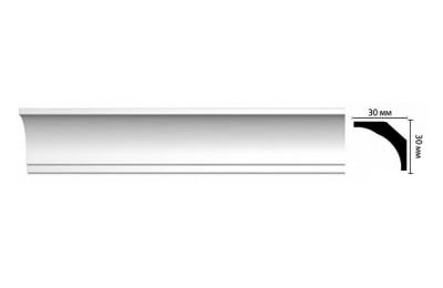 D115/56 плинтус ДМ (30х30х2000мм)