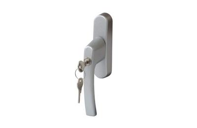 Ручка Rotoline с ключом, серебро R01.1