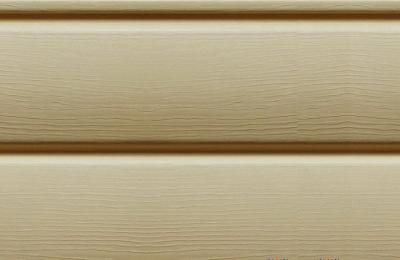 """Сайдинг Ю-Пласт """"Блок-хаус"""" 3,40х0,23 м кофе с молоком (10) 0,782м2"""