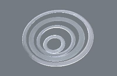 Кольцо протекторное (прозрачное) КП