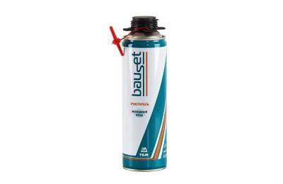 Очиститель для монтажной пены Bauset TH 500мл
